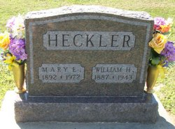 Mary Ethel <i>Simpson</i> Heckler