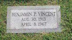 Benjamin P Vincent