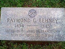 Raymond Calvin Behney
