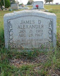 James Dayton Alexander
