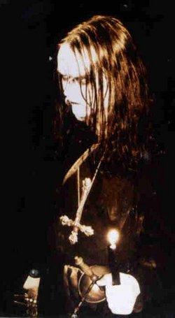 �ystein Euronymous Aarseth