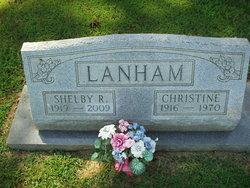 Shelby Ray Lanham