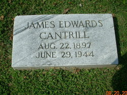 James Edwards Cantrill