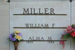 Alma M Miller