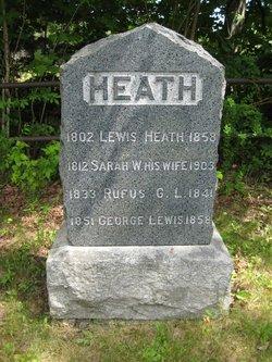 Lewis Heath
