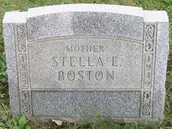 Stella Ethel <i>Dustman</i> Boston