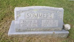 Alice West <i>Watkins</i> Sommers