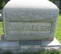 Edna Mildred <i>Van Allen</i> Evans