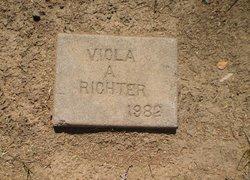 Viola A <i>Soule</i> Richter