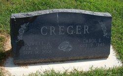 Carol <i>Ganoe</i> Creger