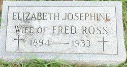 Elizabeth Josephine <i>Miller</i> Ross