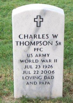 Charles W. Thompson, Sr
