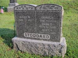 Ellen Wallis <i>Bates</i> Stoddard