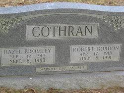 Robert Gordon Cothran