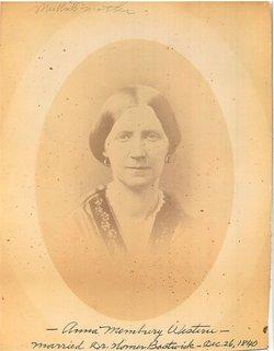 Anna Membery <i>Western</i> Bostwick
