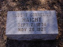 Albert Cornelius Haight