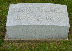 Mary Eugenia <i>Emig</i> Stahl