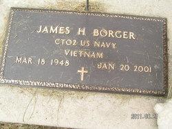 James Henry Jim Borger