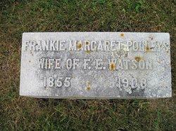 Frankie Polleys Watson