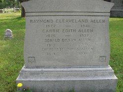 Carrie Edith Allen