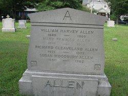 Susan <i>Woodbury</i> Allen