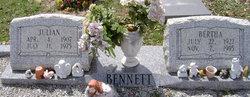 Bertha <i>White</i> Bennett