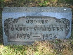 Marie <i>Borem</i> Summers