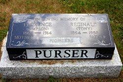 Florence <i>Simpson</i> Purser