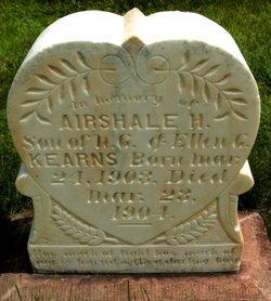 Airshale H Kearns