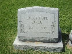 Bailey Hope Barco