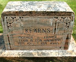 Eliza A <i>Jensen</i> Kearns