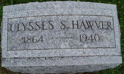 Ulysses S Hawver