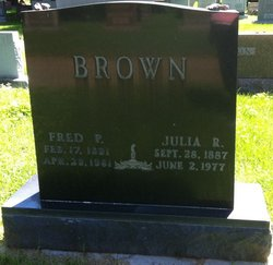 Fred P. Brown