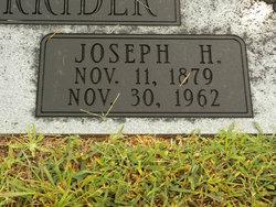 Joseph H Cooperrider