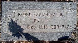 Pedro Gonzalez, Jr