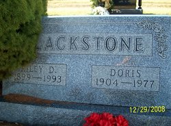 Doris Anna <i>Lake</i> Blackstone