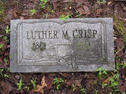 Luther M Crisp