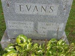 Emily E. <i>Broadbent</i> Evans
