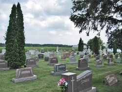 Saint John-Saint James Lutheran Cemetery (New)