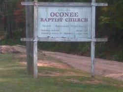 Oconee Baptist Church Cemetery