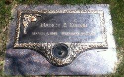 Nancy <i>Blagg</i> Dillie