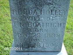 Rhoda Holley Boatright