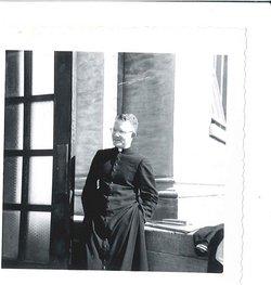 Rev Frank Birkett Norris