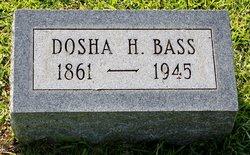 Theodoshia Dosha <i>May</i> Bass