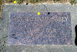 Asa Ballard Carey