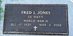 Fred Lloyd Freddy Jones