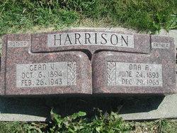 Ona Alvin Harrison
