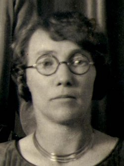 Annie Pearl <i>Madsen</i> Allred Sumsion