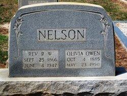 Olivia <i>Owen</i> Nelson