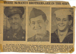 Corp Melvin Odell McManus